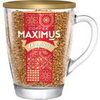 Кофе растворимый подарочный Maximus Original в кружке 70 г
